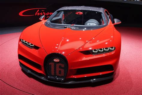 We've already been told the chiron will decimate its but we've never been told how far you could actually go just pootling along until now. The Bugatti Chiron Sport Represents The Beginning Of The ...