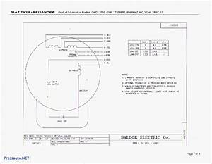 Baldor Single Phase 230v Motor Wiring Diagram