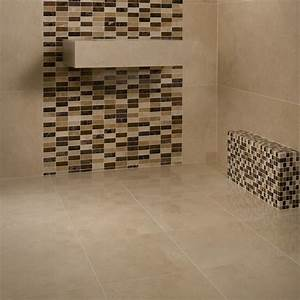 Mosaque Marbre Beige Et Marron Indoor By Capri