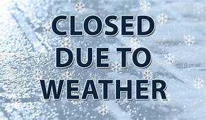 News > Library Closed Due To Weather, Wednesday, February ...