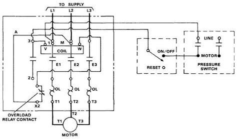 similiar ac motor starter wiring diagrams keywords ac motor starter wiring diagrams