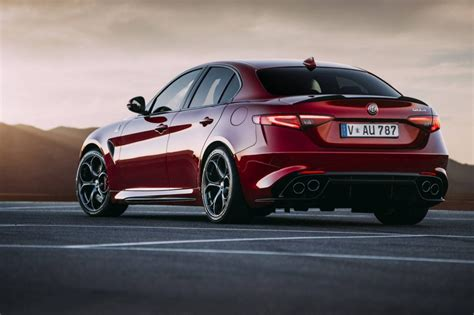 Alfa Romeo Giulia Now On Sale In Australia From $59,895