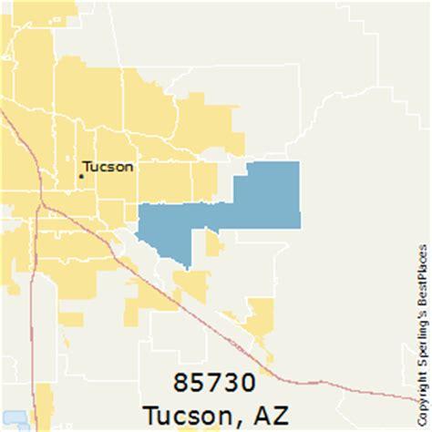 places    tucson zip  arizona