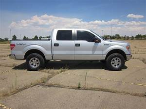 2011 F-150 With New Tires And Wheels