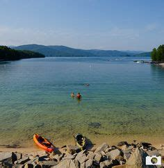 Boats For Rent In Greenville Sc by Map Of Lake Jocassee Waterfalls Lake Jocassee Map