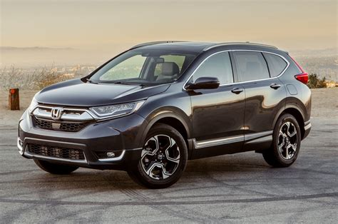 2017 Honda Cr-v Touring Awd Review