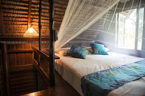 bungalow  traditional thai wooden house thailand stock image image  paradise