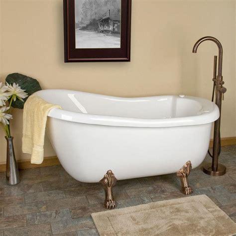 clawfoot tub home depot clawfoot jetted tub pearson whirlpool clawfoot tub