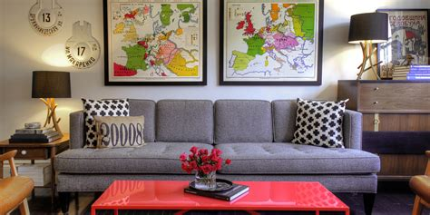 50 Ways To Update Your Living Room For  Or Less (photos