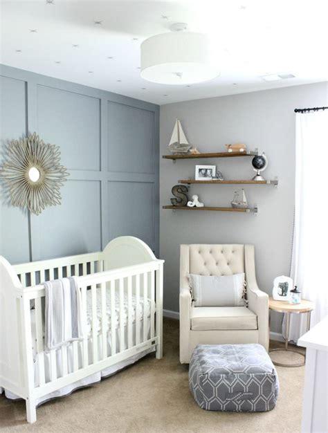 Neutral Hamptons Inspired Nursery  Lynzy & Co