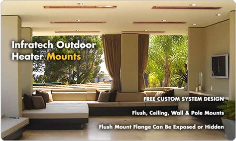 wall mount and ceiling mount heaters at patio comforts