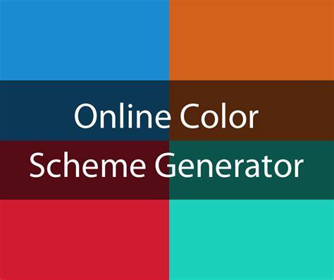 color scheme generator  color picker
