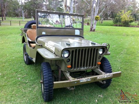 wwii jeep for sale 1943 willys mb ww2 army jeep gpw