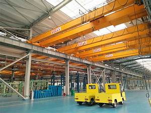 Electric Overhead Travelling Crane China With Affordable
