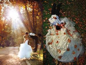 fall weddings fall wedding color palette ideas 2014 trends lianggeyuan123