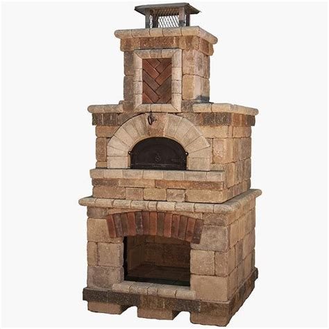 Kamin Mit Backofen by 25 Best Ideas About Pizza Oven Fireplace On