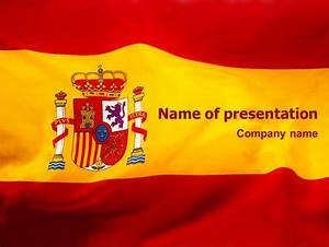 spanish flag presentation template for powerpoint and With spanish powerpoint templates