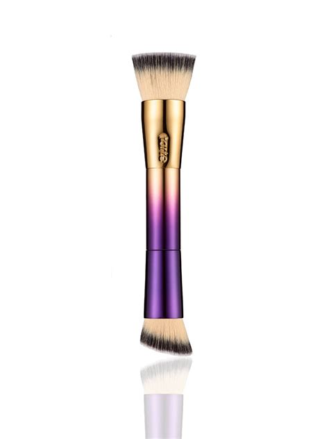 double ended foundation brush tarte cosmetics
