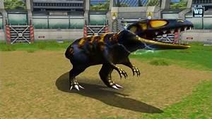 Jurassic Park Builder: Carcharodontosaurus [BATTLE] [FINAL ...