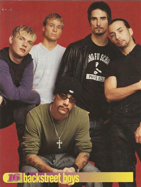 Pin on Backstreet Boys - Vintage pics