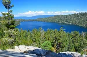 Cascade Falls Trail Lake Tahoe