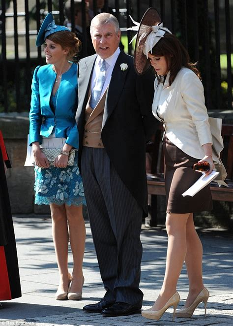 SARAH VINE: My heart breaks for Prince Andrew's daughters ...