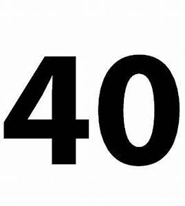 Geburtstag Berechnen : zahl 40 ~ Themetempest.com Abrechnung