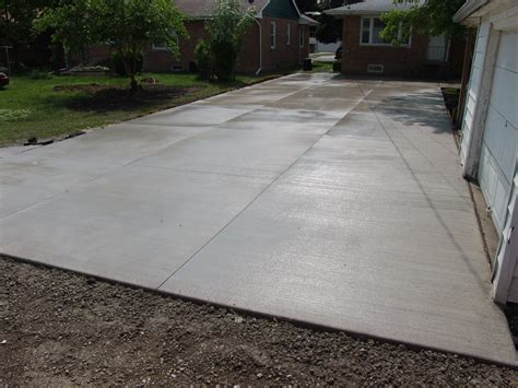 top 28 concrete driveways completed driveways terry s
