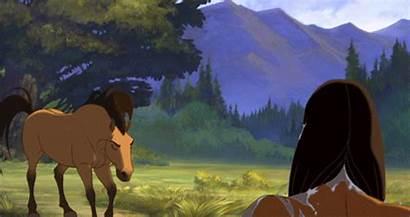 Spirit Stallion Cimarron Mustang Creek Horse Movies