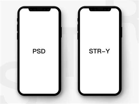 iphone photoshop template flat iphone x psd template freebie photoshop resource psd repo