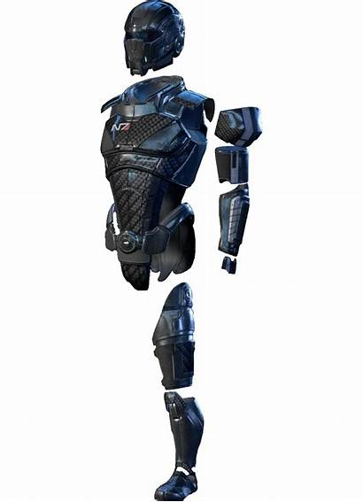 N7 Armor Mass Effect Andromeda Icon Gamepedia
