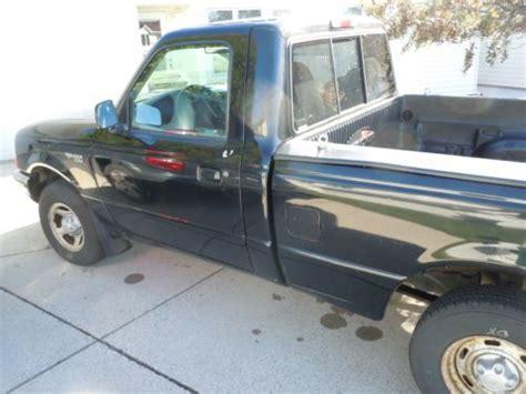 find   ford ranger xlt  standard cab  speed