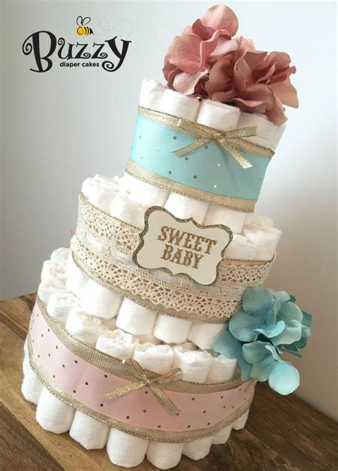 ideas  vintage diaper cake  pinterest