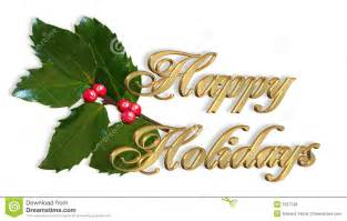 card simple happy holidays royalty free stock photos image 9237748