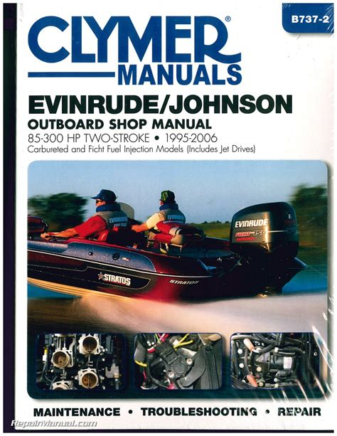 Evinrude Johnson Clymer Outboard