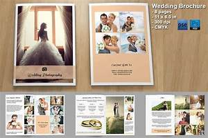 printable brochures design trends premium psd vector With wedding photography brochure