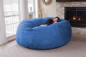 Chill, Sack, Huge, 8, Ft, Bean, Bag, Multiple, Colors, Fabrics, -, Walmart, Com