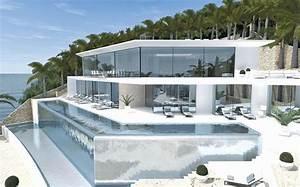 Buy Luxury estates in Ibiza, Dubai, Verbier, Miami and