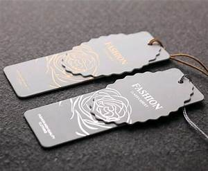 aliexpresscom buy free design and die cut customized With create hang tags