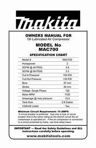Makita Mac700 Manual By Popunder Net