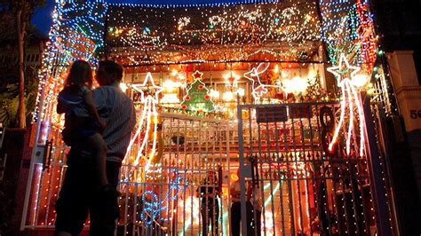 sydney s best streets to see lights wsfm101 7