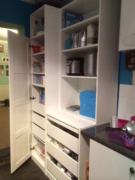 ikea pax  kitchen pantry ikea pantry kitchen pantry
