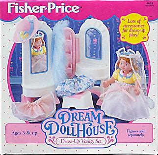 dress up vanity 4624 74624 doll house quot dress up vanity set quot