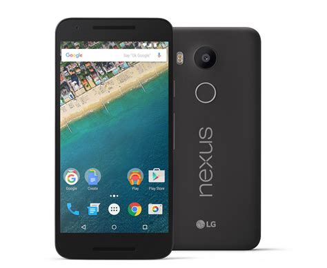 android price nexus 5x announced with android marshmallow and nexus