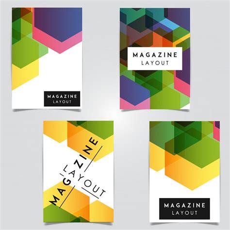 descargar templates illustrator gratis dise 241 os de plantillas de dise 241 o abstracto de la revista