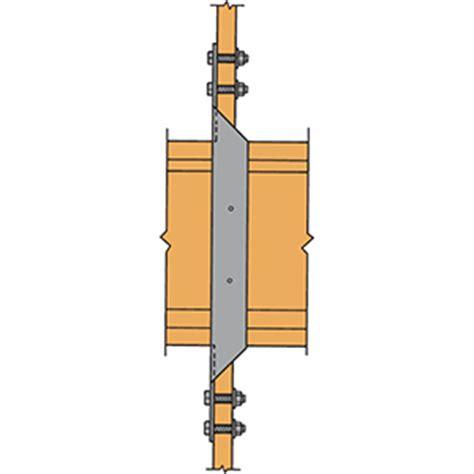 floor l anchor fta lfta floor tie anchors advanced structural connectors