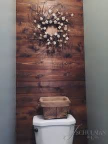Paneling For Basement Walls Home Depot by Diy Wood Panel Bathroom Accent Wall J Schulman Amp Co