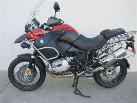 Buy 2009 Bmw R 1200 Gs Adventure Dirt Bike On 2040motos