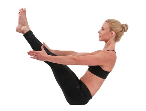 Boat Pose Of Yoga by 3 Yoga Poses That Build Better Abs Than Sit Ups Yoga Gym