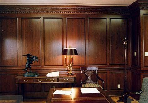 wood paneled office home office den ideas pinterest woods coffer  dark wood
